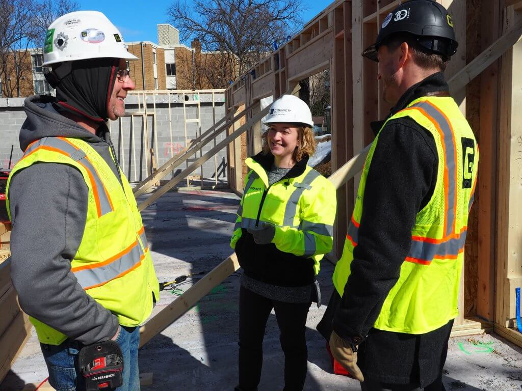 Dismantling the Glass Ceiling: Greiner Celebrates Women in Construction Week